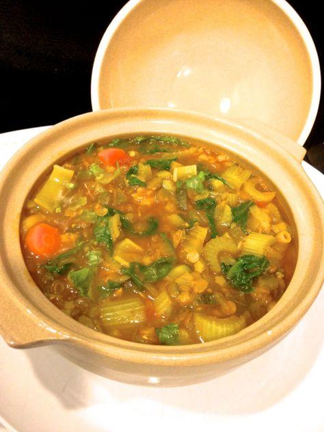 CurryVegetableSoup