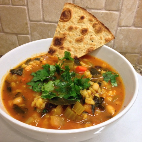 VegetableSoupWithKaleBeans